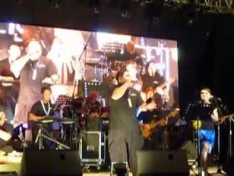 Penang World Music Festival 2013-Rimba (Sabah-Malaysia) - 1