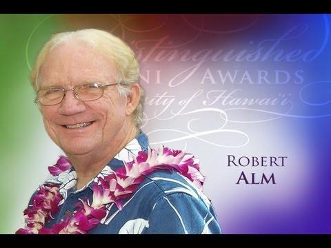 Robbie Alm - 2012 Distinguished Alumni Award