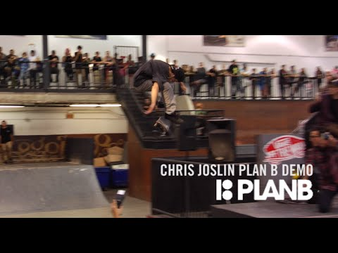 Chris Joslin Plan B Demo