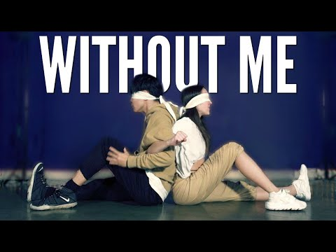 Download Sean Lew and Kaycee Rice - Without Me by Halsey Mp4 baru