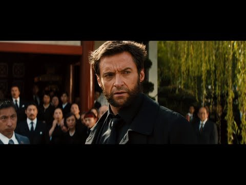 WOLVERINE: WEG DES KRIEGERS - Trailer 1 (Full-HD) - Deutsch / German