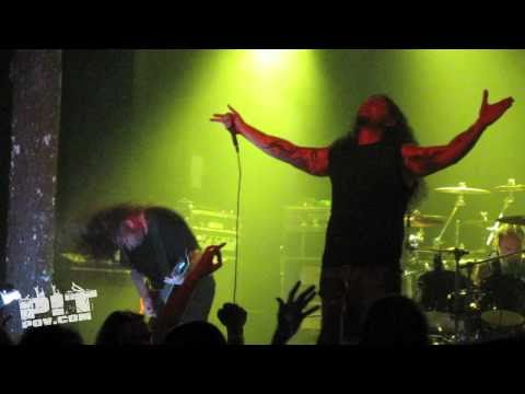 KATAKLYSM• Crippled and Broken • Dallas • Texas • 2010 • PIT POV HD