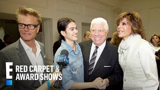 Lisa Rinna & Harry Hamlin Support Daughter in First Fashion Show | E! Red Carpet & Award Shows