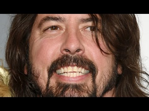 The Untold Truth Of Dave Grohl
