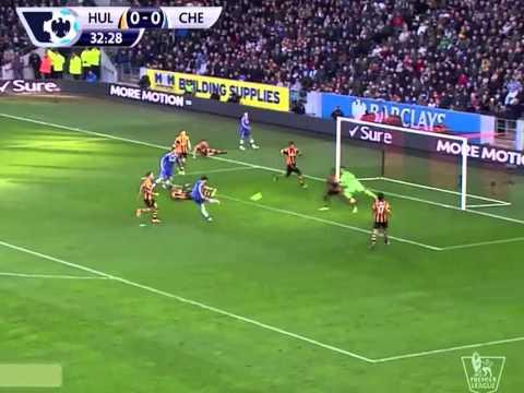 Chelsea vs Hull City (2-0) Highlights  11/01/14