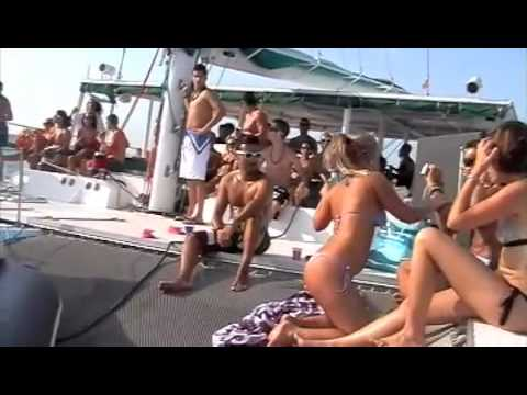 Ibiza Party Boat 1