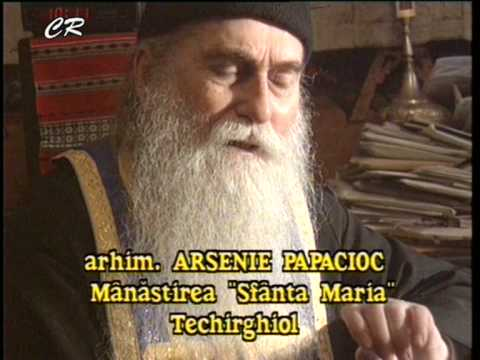 Parintele Arsenie Papacioc - Suferinta