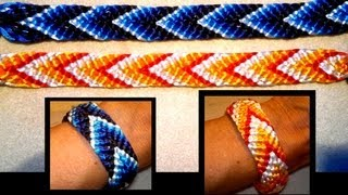 Beading4perfectionists : Kumihimo flat wide cuff braid on round disk tutorial