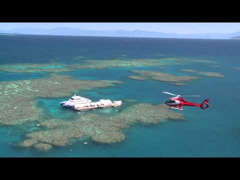 Nautilus Aviation Helicopters - Great Barrier Reef