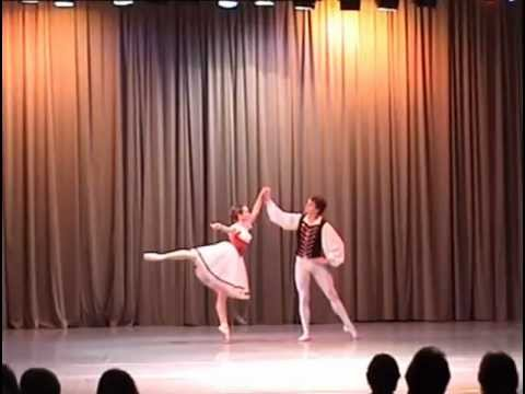 Anna Fokina &amp; Kristaps Lintins - Coppelia