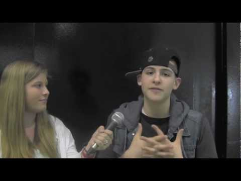 Vinny Castronovo Interview and Fan Questions at World of Dance Los Angeles