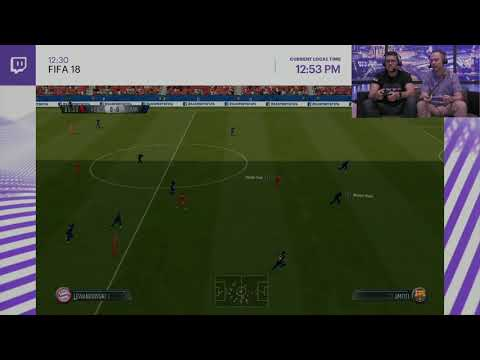 New FIFA 18 Switch footage