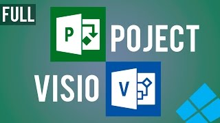 Descargar e Instalar Microsoft Project y Visio 2013 FULL 32 y 64 Bits - CleTutoz