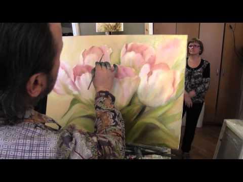 Сахаров мастер класс тюльпан