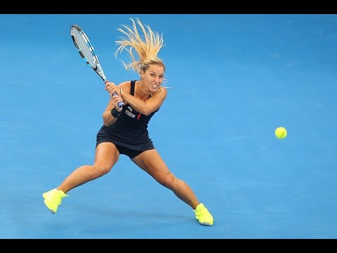 2016 Brisbane International First Round | Dominika Cibulkova vs Yanina Wickmayer | WTA Highlights