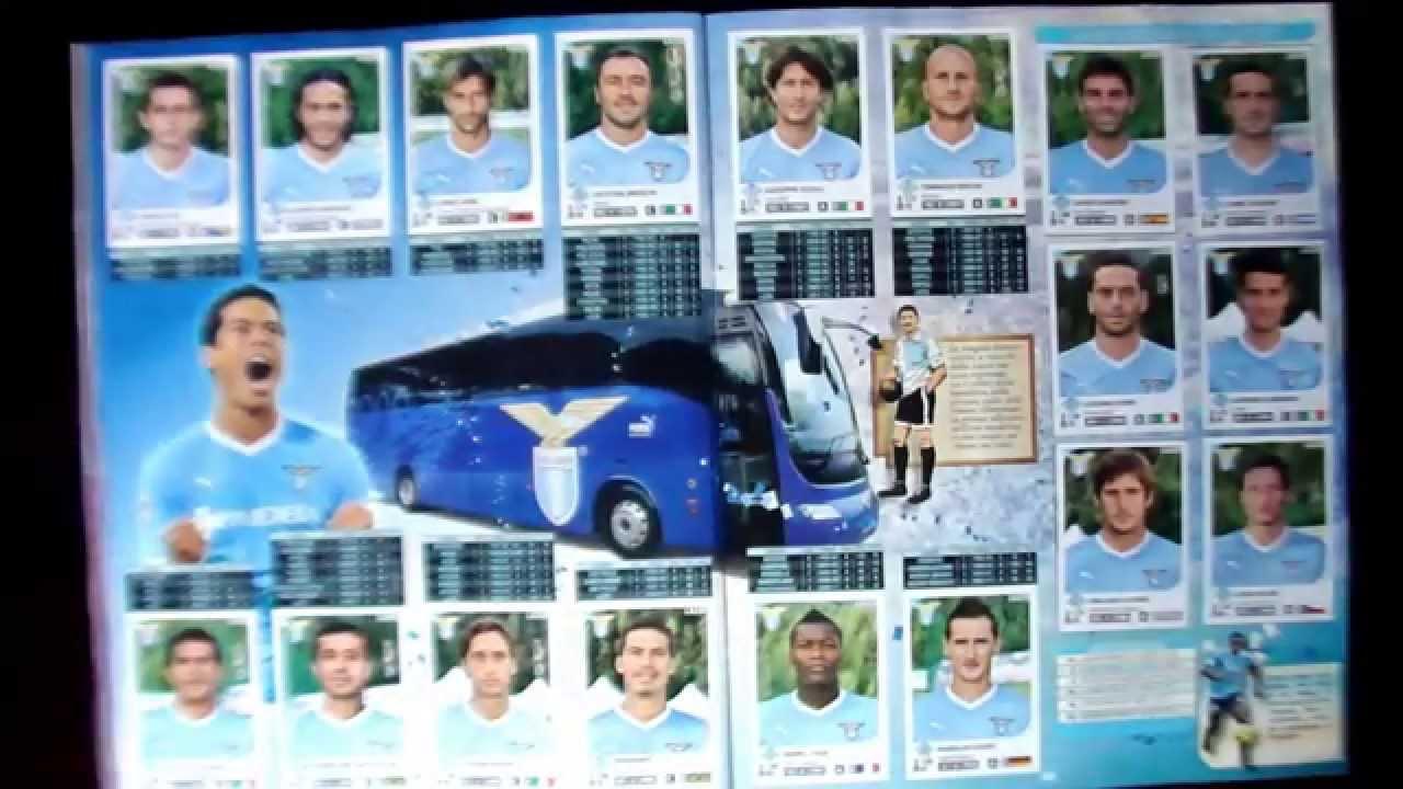 Calciatori Napoli 2011 Album Calciatori 2011 2012