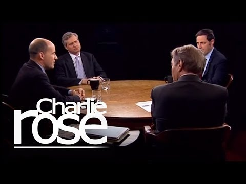 Charlie Rose - Nate Silver & Matthew Dowd (01/23/12)