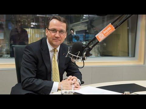 Radosław Sikorski w Radiowej Jedynce: trwa nagonka na mnie (Jedynka)