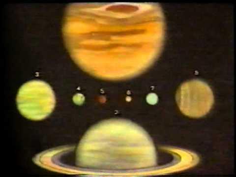 Астрономия (4/15). Солнечная система