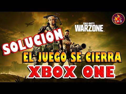 ✅SOLUCION COD: WARZONE se CIERRA SOLO en XBOX ONE y Serie X - Tutorial Facil y Rapido // KrinoxFX