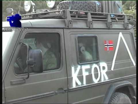 kfor in kosovo 1999