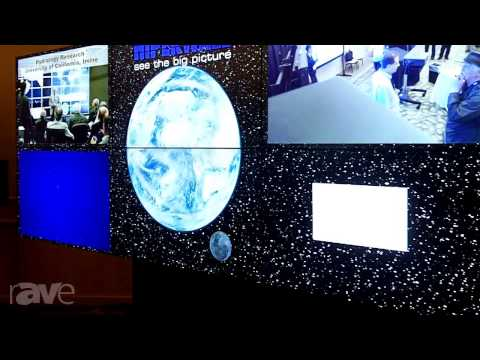E4 AV Tour: NEC Features 7,000+ Lumen Projector with OPS Slot and X463UN Video Wall Displays