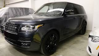 Is this the Ultimate Range Rover?