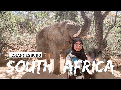 MY ROAD TRIP TO SOUTH AFRICA [JOHANNESBURG] FARHANA OBERSON