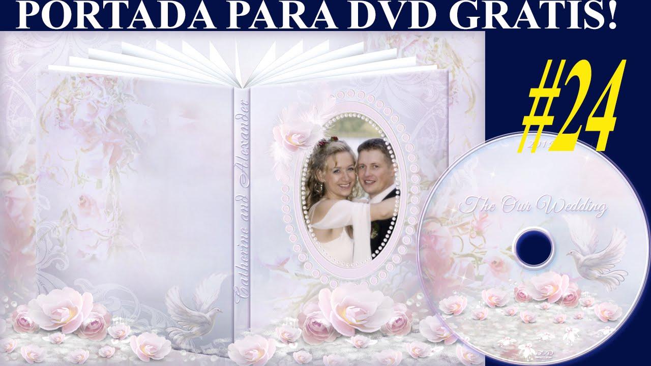 Magnífico Dvd Caso Plantilla Photoshop Bandera - Ejemplo De ...