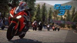 Игра Ride 3 выйдет 8 ноября 2018 года!