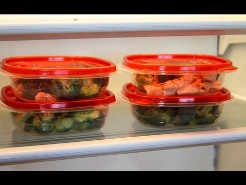 How to Prepare Bodybuilding Meals for the Week (Low-Carb & Cutting)