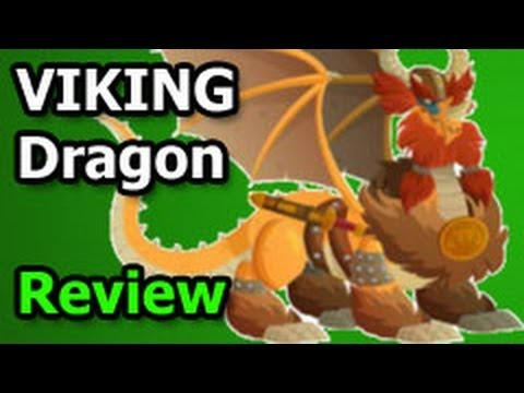VIKING DRAGON Dragon City Egg How to Breed Formula in Deus Vault and LEVEL UP