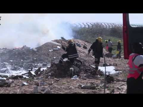 Ethiopian Air Force Plane Crash, Mogadishu, Somalia - Unravel Travel TV