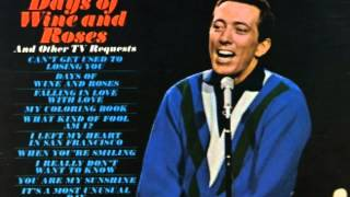 Watch Andy Williams Its A Most Unusual Day video