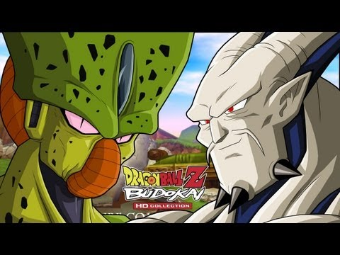 DBZ Budokai 3 HD - Cell vs Omega Shenron