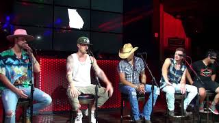 "Download Lagu Jason Aldean #1 party for ""You Make It Easy"" Gratis STAFABAND"