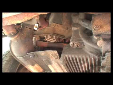 Classic VW Beetle Bug How To Find Fix Oil Leaks and Drips