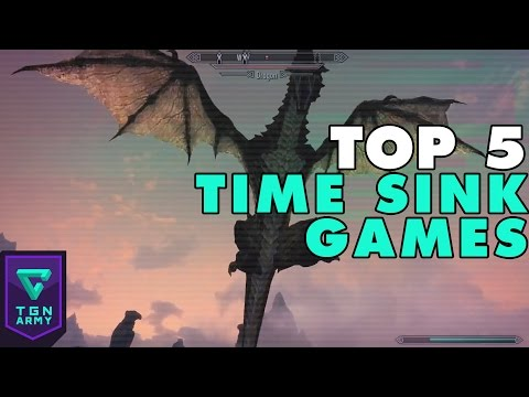 Top 5 : How Do You Spend Your Time Gaming?
