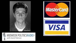 David Pakman Called by Angry Telemarketer, Guy Gets Mad and Hangs Up