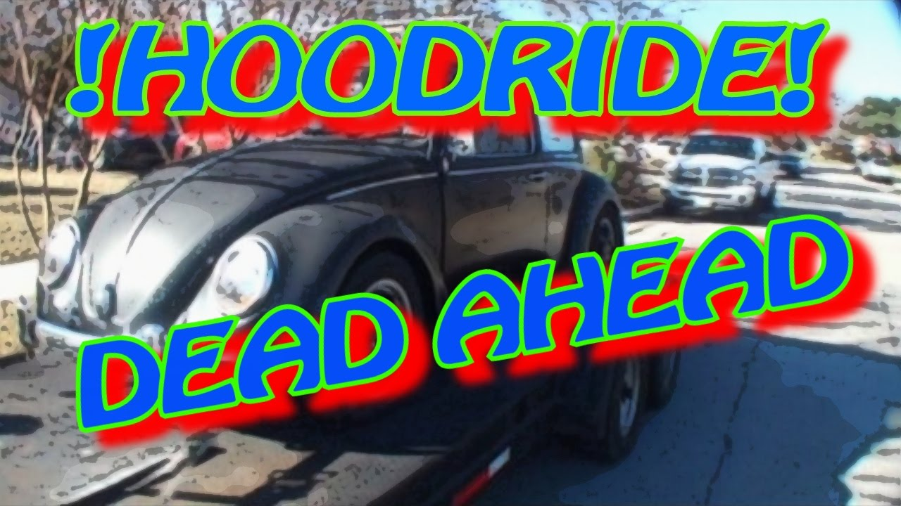 HOODRIDE Bug-Volkswagen Beetle-I Love My VW!-Part 1