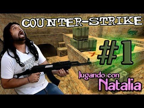 Con los terroristas ¿Harlem Shake? - Counter Strike 1.6 #1