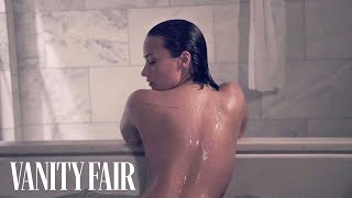 Demi Lovato Explains Her Nude, No-Makeup Photo Shoot