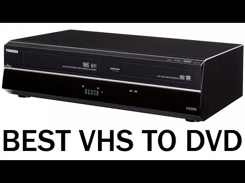 Vhs To Dvd Converter Machine