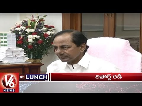 1 PM Headlines | Theme Park In Karimnagar | Impeachment Motion | Sand Storm | V6 News