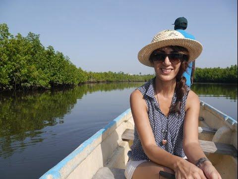 Travelling around Gambia