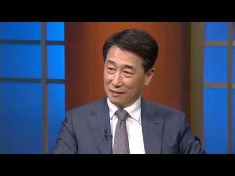 Ambassador Oh Joon on GCTV with Bill Miller