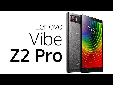 Lenovo Vibe Z2 Pro (recenze)