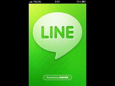 Como Instalar Line En Iphone 3g Version 4.2.1 video