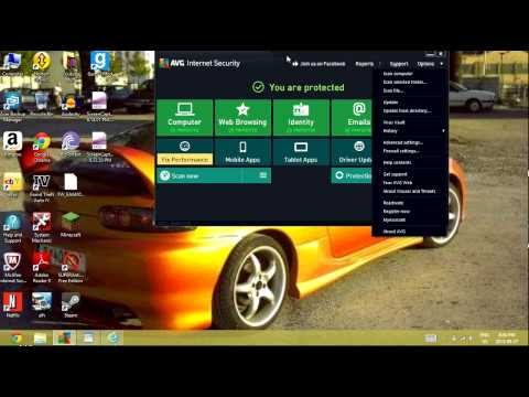 How-to: Get AVG internet security 2014 FREE