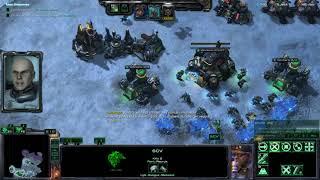 StarCraft 2 Co-op: Tychus Level 01 | New Commander